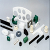 plastic display-plastic parts